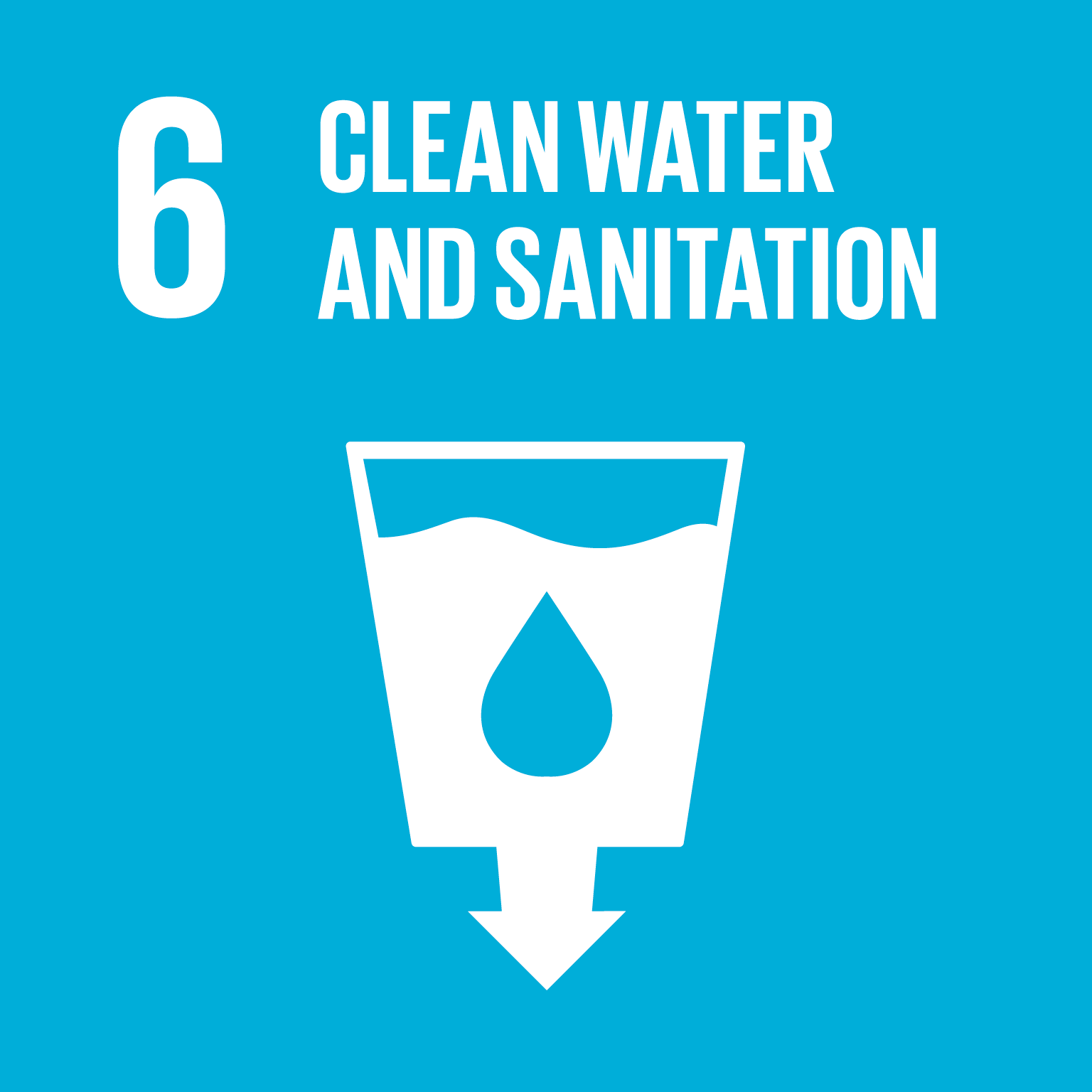 Clean Water and Sanitation - Ensure access to water and sanitation for all